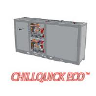 Water chiller Chillquick? Eco with free-cooling
